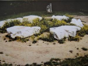 Stôl mieru na polostrove Seča. Autori: J. Lenassi, Villi Bossi, Miloslav Chlupač, Milena Lah, Gail Clair Morris.
