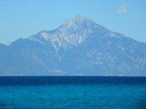 Mýtická svätá hora Athos na dosah ruky