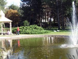 Dunajský park ako oáza oddychu