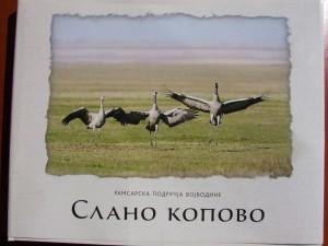 Titulná strana monografie