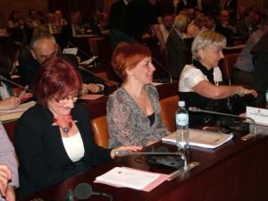 Predstaviteľky inštitúcie pokrajinského ombudsmana