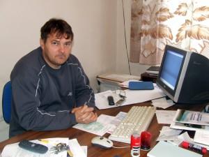 Jaroslav Zajac, riaditeľ Komunálneho podniku Komunal