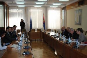 Zo stretnutia ministrov Čaploviča a Udovičića