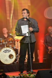 Autor víťaznej skladby Samuel Kováč