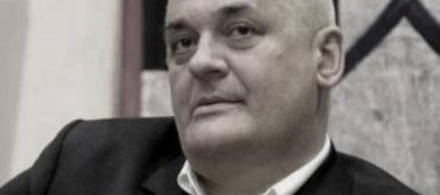 Zomrel Aleksandar Tijanić