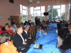 Slávnostné zasadnutie Zhromaždenia FK Mladosť