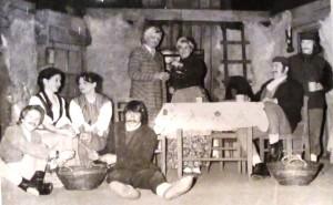 Záber z Metelice z roku 1978