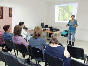 O podnikaní v organickej výrobe zaujímavým spôsobom hovorila Svetlana Stojanovićová z Kikindy