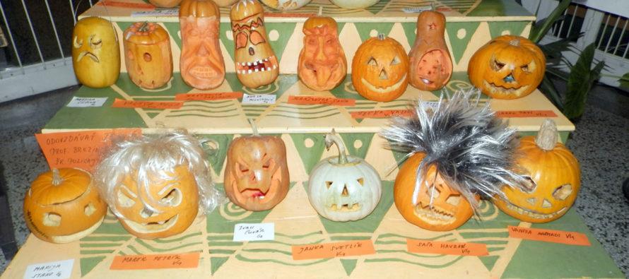 Viete, čo to je Halloween?