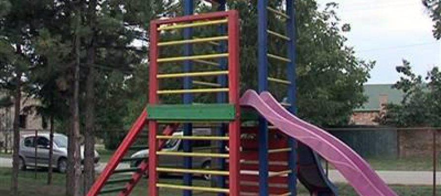 Do parku sa klbko malých detí chodí hrať