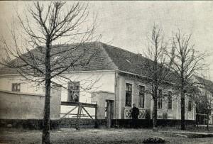 Stará fara v Hajdušici