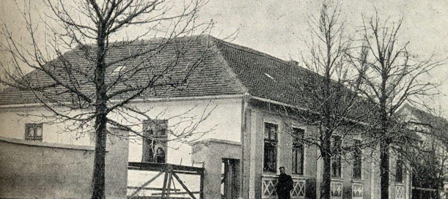 Koléniho boj za slovenskú školu v Hajdušici
