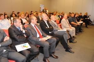 Záber z nedávnej konferencie o biomase ako veľkom investičnom potenciáli