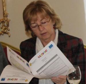 Dr. Jurčová na konferencii o migráciách v belehradskom hoteli Moskva