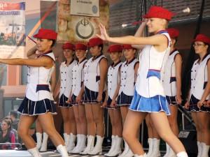 Atrakcia: mažoretky z Maďarska