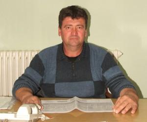 Zoran Crepulja, predseda RMS Futog