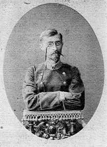 Portrét Bohuslava Hurbana