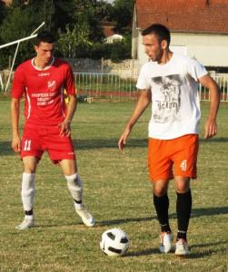 Strelec úvodného gólu: Bojan Petković (Slávia Kovačica)
