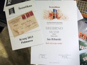 Strieborné vyznamenanie pre filatelistu z Petrovca