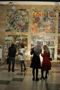 Pri návštevníkoch na októbrovej výstave v belehradskom Dome mládeže