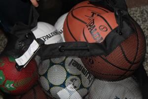 Nové lopty pre základné a stredné školy v Staropazovskej obci