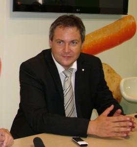 Minister Dejan Židan