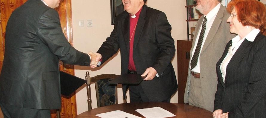 Založili ekumenickú duchovnú radu