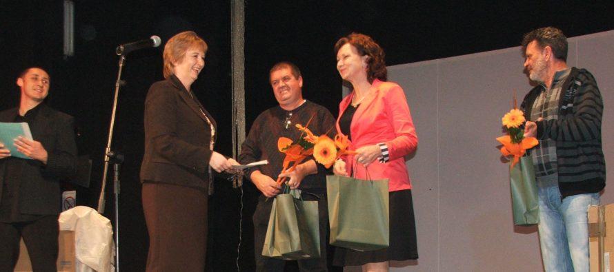 Udelenie cien Festivalu Zuzany Kardelisovej