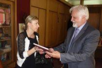 Slovenská národná knižnica (SNK) prezentovala PROGLAS v Macedónsku
