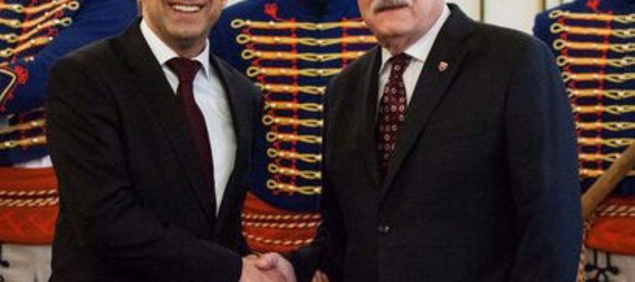 Bulharskému prezidentovi odovzdal šek na 100-tisíc eur