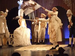 Herci Újvidéki Színház aj na divadelných doskách v Petrovci