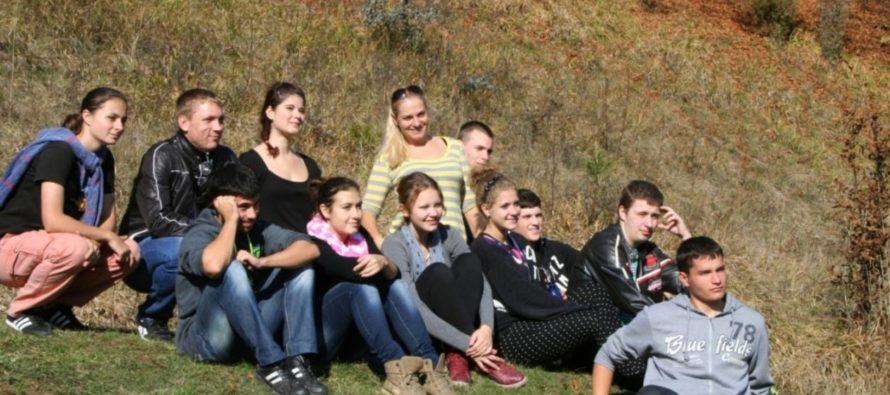 Petrovčania v škole v prírode na Slovensku