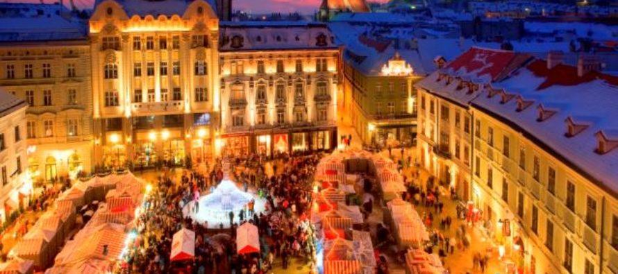 Pôvaby Vianočných trhov