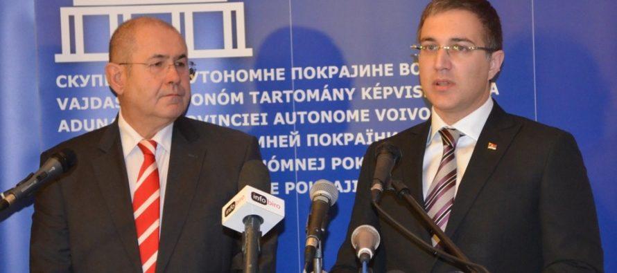 Významná úloha (aj) pre Vojvodinu