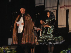 Ján Slávik a Ľudmila Berédiová-Stupavská