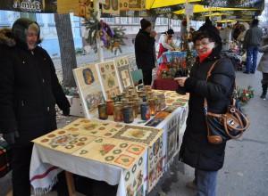 Vianočné trhy v Báčskom Petrovci