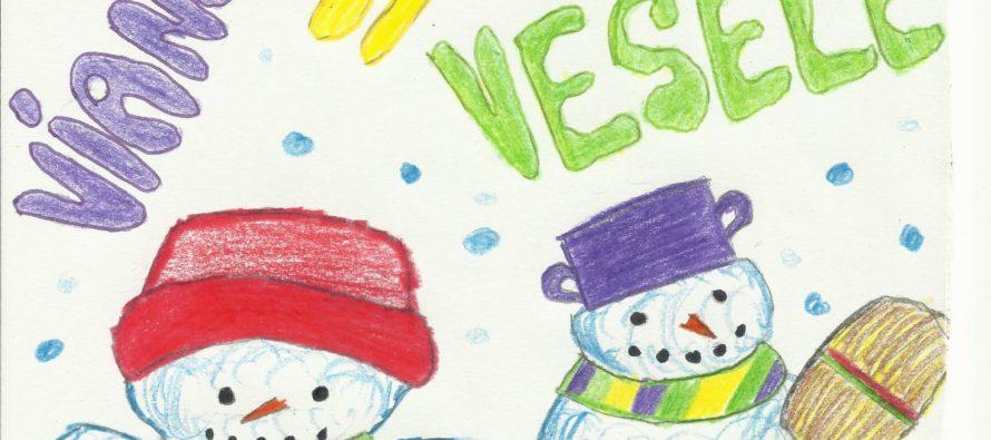 Jagavé a krásne Vianoce, kamaráti!