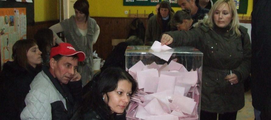 Lokálne voľby v Odžackej obci a v Laliti