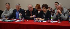 – Je to narúšanie získaných práv, – hovorí Pavel Marčok (druhý zľava)