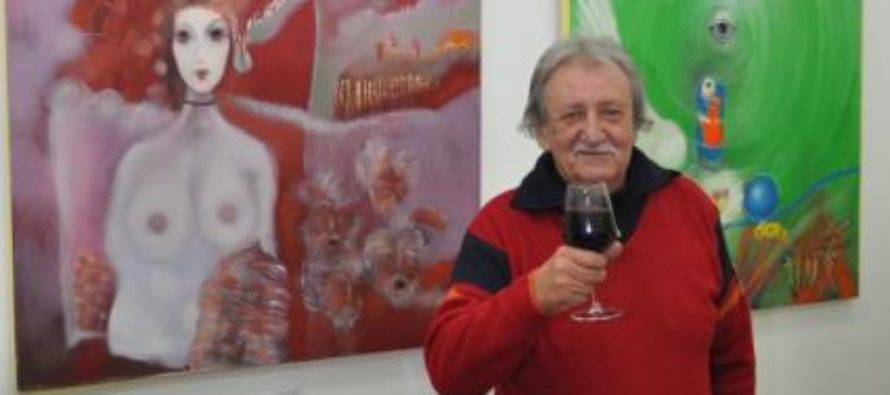 INTERVIEW: Milan Súdi, akademický maliar z Kysáča