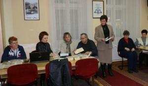 Mometka z prezentácie projektu v Starej Pazove (foto: A. Lešťanová)