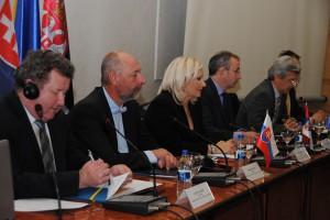 Záverečná konferencia v Belehrade (O. Filip)