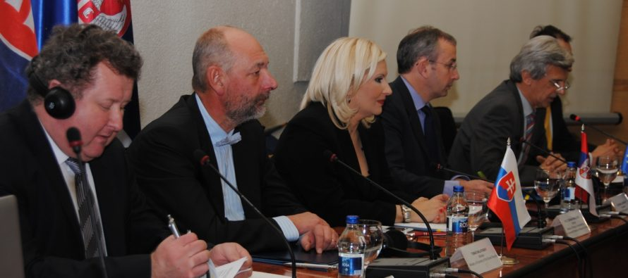 BELEHRAD: Srbsko-slovenská spolupráca v oblasti energetiky