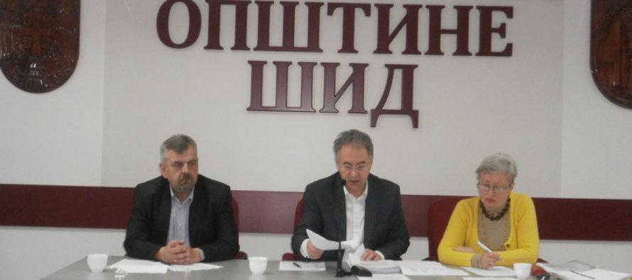 Šíd: Obecná rada obce Šíd o plánoch verejných podnikov