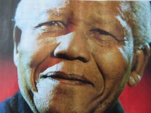 Svetový štátnik: Nelson Mandela (foto: týždenník Vreme)