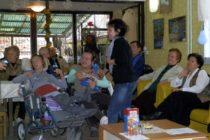 Z výročného zhromaždenia staropazovského spolku pre afirmáciu invalidov Fénix