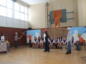 Kultúrno-umelecký program v Hajdušici (foto: V. Hudec)