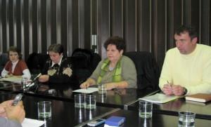 Z verejnej rozpravy o návrhu stratégie Výboru pre informovanie v Báčskom Petrovci v roku 2011