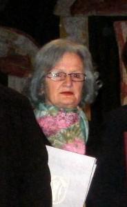 Profesorka Anna Oravcová