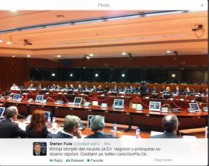 foto: www.twitter.com/StefanFuleEU